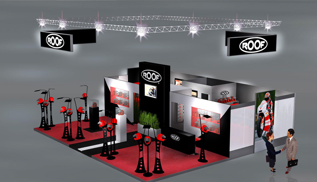 3d Exhibition Design Software : Designing fair stands stand studio